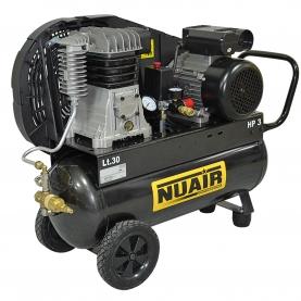 B2800B/30 CM M/V Nuair 3Hp 30Lts mono
