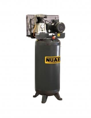 Compresores de piston.  De gran utilidad en situaciones de falta de espacio. Estas máquinas aúnan un volumen reducidísimo.