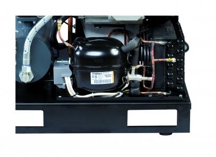 Secador frigorifico integrado.