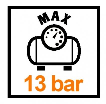 13 BAR MAX