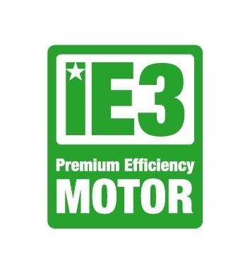 Motores IE3 Premium Efficiency:Los motores IE3 de alta eficacia, combinado con nuestros propios Grupos tornillo de altas prestaciones, permiten abaratar los costes relativos a la energia.  Ademas, los motores IE3 reducen las emisiones de CO2: una contribuccion importante a la proteccion del medio ambiente