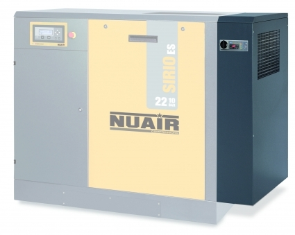 DISPONIBLE CON SECADOR FRIGORIFICO.  Modulo secador en los modelos 25hp y 30hp, Variador de velocidad en el modelo de 30Hp.