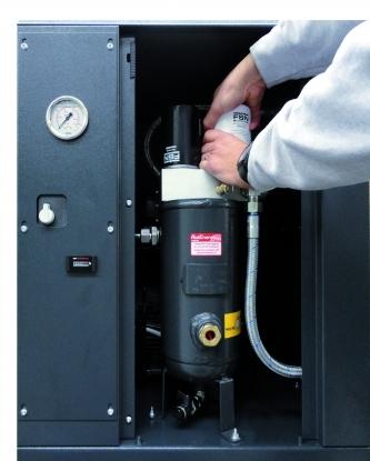 Mantenimiento facil: Los elementos internos son muy accesibles, para un rapido y facil mantenimiento ordinario.