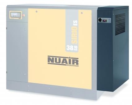Modulo secador en los modelos 40hp y 50hp, Variador de velocidad solo en el modelo de 50Hp.