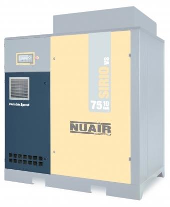Variador de velocidad solo disponible en los modelos SIRIO 56(75HP) y SIRIO 75(100HP) bajo demanda.