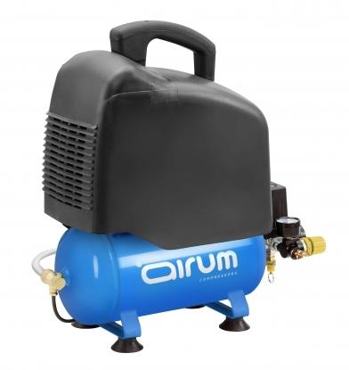 Compresores de piston sin aceite, ligero, practico y 2hp de potencia es el compresor ideal para todas aquellas aplicaciones que requieran un mayor caudal de aire y facilidad de transporte.